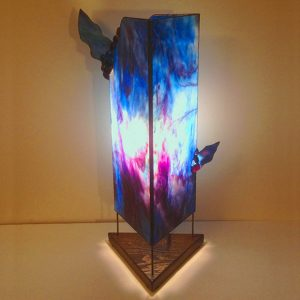 Azure Flame
